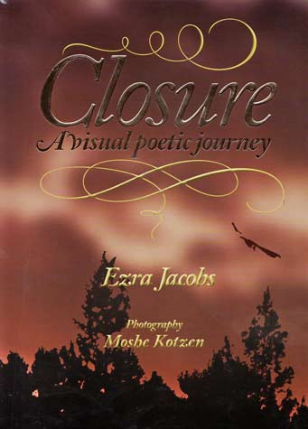 Book design (cover) example: Closure